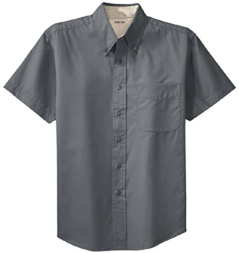 Sleeve Wrinkle Resistant Shirts Colors