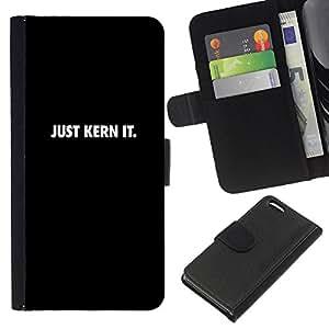 """JackGot ( Sólo Kern Se"""" ) Apple iPhone 5C la tarjeta de Crédito Slots PU Funda de cuero Monedero caso cubierta de piel"""