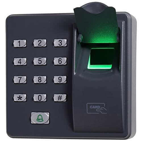 - UHPPOTE 125KHz RFID Card Keypad Fingerprint Access Control System