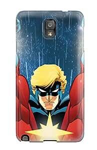 Adam L. Nguyen's Shop New Arrival Captain Marvel Case Cover/ Note 3 Galaxy Case