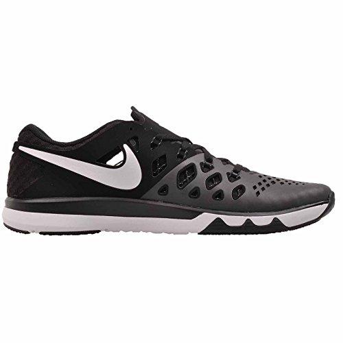 Nike Mens Treno Velocità 4 Scarpa Da Corsa Nero / Bianco - Nero