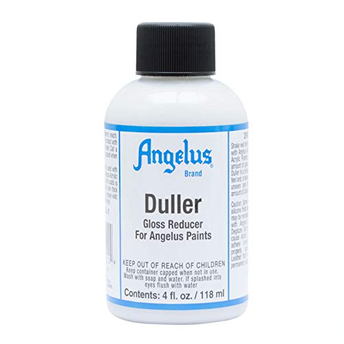 Angelus Brand Acrylic Leather Paint Duller -