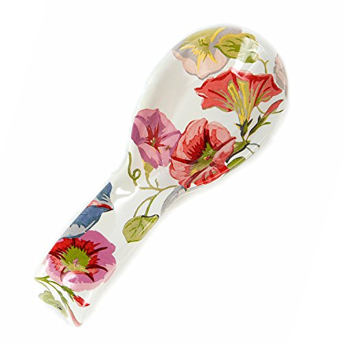 MacKenzie-Childs Morning Glory Spoon -