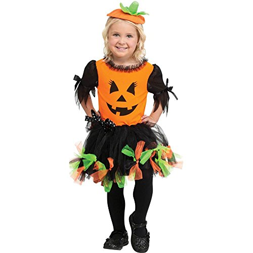Jilly Jack Lantern Toddler Costume