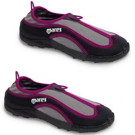 Zapato Mares aquawalk 36negro morado
