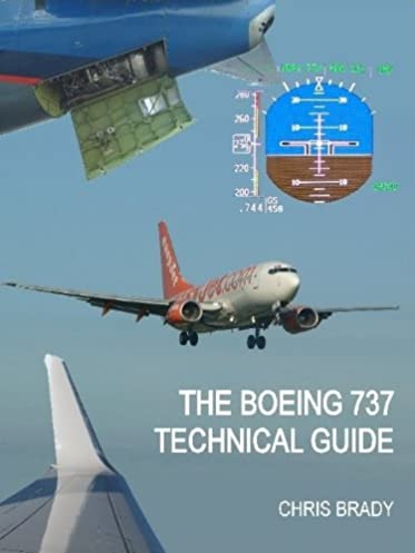 the boeing 737 technical guide chris brady amazon com books rh amazon com