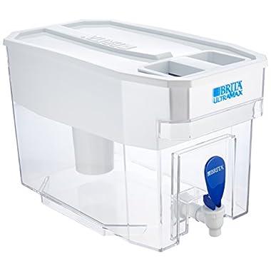 Brita Dispenser Refrigerator Plastic 18-8 Oz Boxed