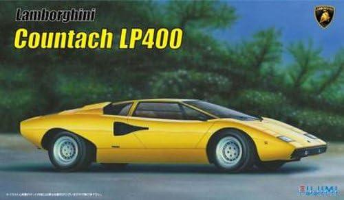 フジミ模型 1/24 リアルスポーツカーシリーズ No.8 ランボルギーニ カウンタック LP400 プラモデル RS8