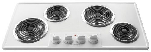 36 electric coil cooktop - 1