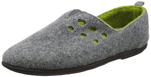 Padders Riva, Zapatillas de Estar por Casa para Mujer Gris (99 Grey)