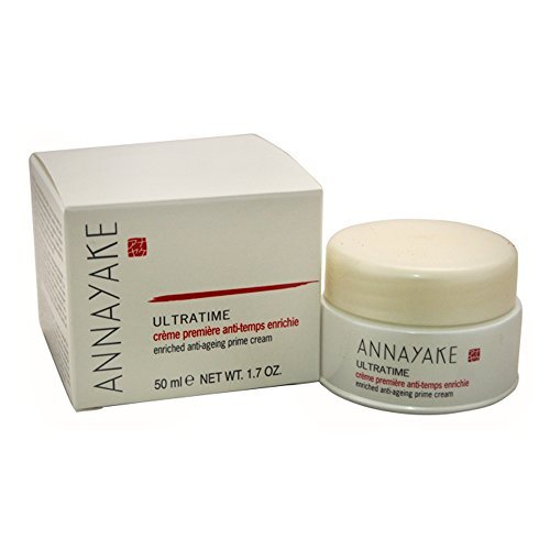 Annayake Ultratime Enriched Anti-Ageing Prime Cream 50ml by Annayake