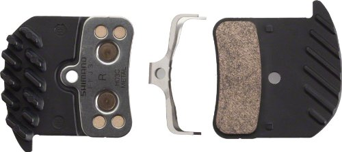 Shimano Saint/Zee (H03C) Metallic Disc Brake Pad Metallic, One - Zee Disc