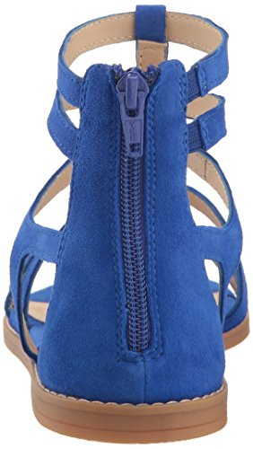 Hush Puppies Des Femmes Des Abney Chrissie Lo Spartiates Daim Cobalt