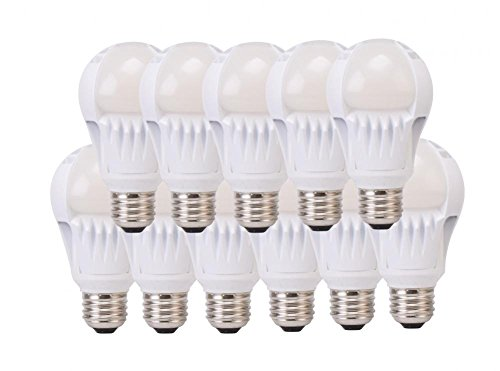 12 Pack 60W Equivalent SlimStyle Soft White 2700K LED Light Bulb LED Lamp