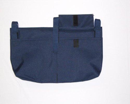 Handi Pockets 2C5WM Storage Accessory Walker, Tapestry Westmont with Flap