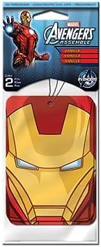 Iron Man 2 Pack Marvel ambientador: Amazon.es: Electrónica