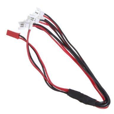 Walkera Hubsan X4 ladybird 1 to 5 Balance Charging Cable