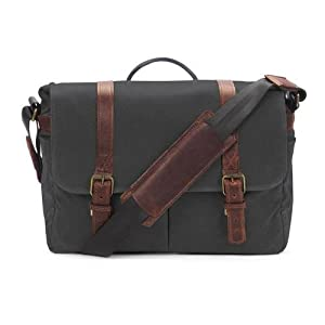 Amazon.com : ONA - The Brixton - Camera Messenger Bag - Black ...