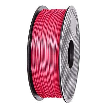 Teléfono Móvil 3d impresora filamento pla sandía rojo compatible ...