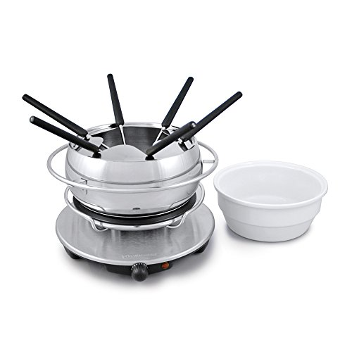 Swissmar FE1003 Zurich 3-in-1 Electric Fondue Set by Swissmar