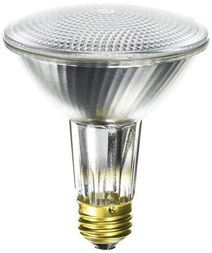 Sylvania 14823 (12-Pack) 75PAR75PAR30LN/HAL/WFL/RP 75-Watt PAR30 Halogen Reflector Light Bulb, 3000K, 1000 Lumens, E26 Base