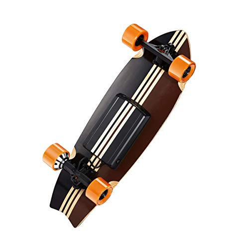 MEEPO Board Electric Skateboard Campus 2.0 (13 Mile Range & 18 Mph Speed), Wood by MEEPO (Image #4)