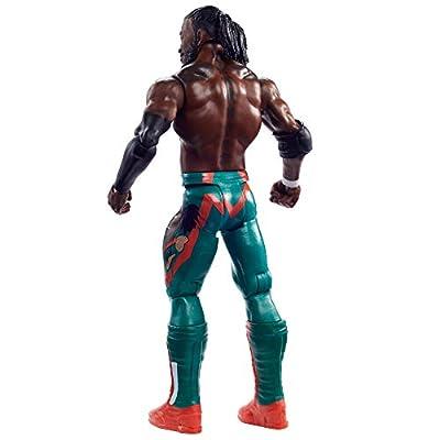 WWE Kofi Kingston Action Figure: Toys & Games