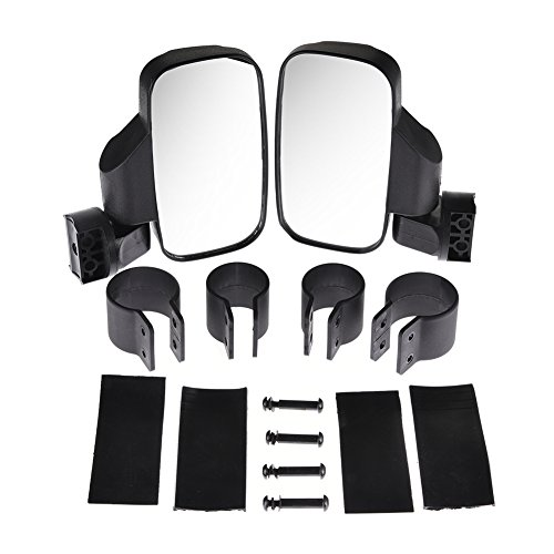 Catinbow UTV Side View Mirrors for 1.5