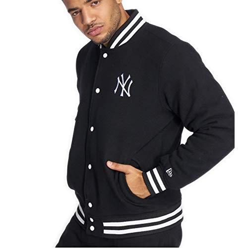 Varsity Negro ERA Blanco Apparel Small Chaqueta XS X NEW MLB York A Team Talla Yankees Fw8an