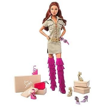 Barbie Christian Louboutin Safari Doll Amazon Co Uk Toys Games