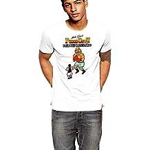 Oldschool Classic Vintage Action Game Cotton T-shirt VI