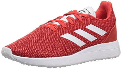 adidas Unisex Run70S Running Shoe, hi-res red/White/Scarlet,