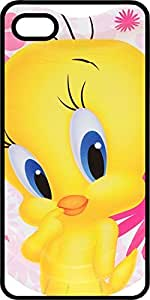 Tweety Bird Tinted Rubber Case for Apple iPhone 4 or iPhone 4s