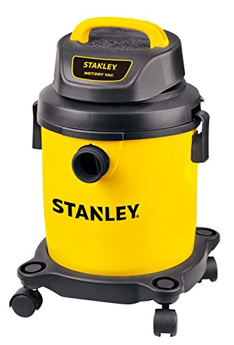Stanley Wet/Dry Vacuum, 2.5 Gallon, 4 Horsepower