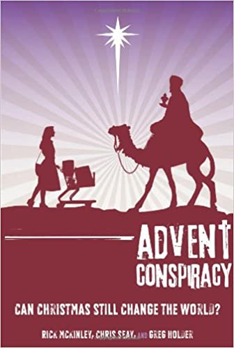 Image result for advent conspiracy