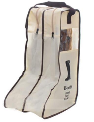 Stiefel Aufbewahrung yunnasi schuhbeutel tragbare nichtgewebte staubdicht schuhbox