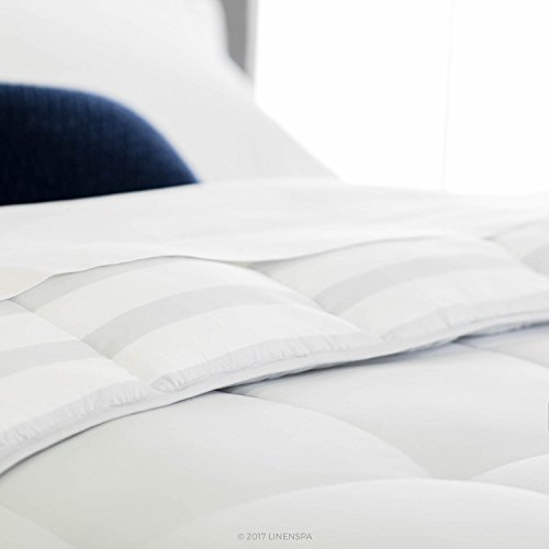 LINENSPA All Season White downwards alternative Quilted