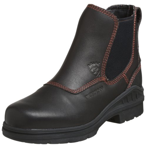 Boot Women's Barn H2O Ariat Twin Barnyard Dark Brown Gore ZanxqZUwS