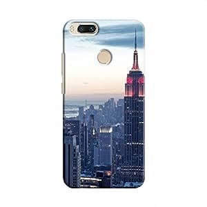 Cover It Up - New York Skyline Mi A1 Hard Case