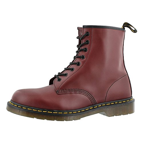 Dr. Martens Men's Originals 1460 8-Eye Casual Boot Cherry 8