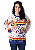 Adult Rainbow Brite Ugly Christmas Sweater Licensed Rainbow Brite Holiday Shirt Large