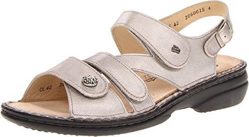 - Finn Comfort Women's Gomera - 82562 Sandal, Smog Corten, Size - 40