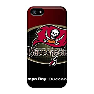 AlissaDubois Iphone 5/5s Shock Absorbent Hard Phone Covers Provide Private Custom High-definition Tampa Bay Buccaneers Pictures [DaO13787edTn]