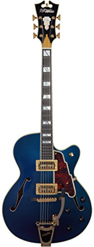 D'Angelico Deluxe 175 Electric Guitar - Chameleon
