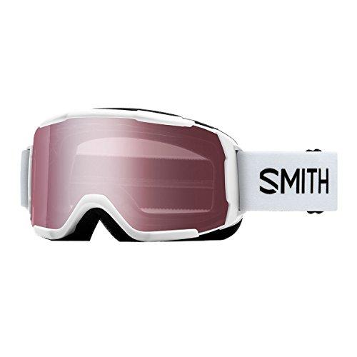 Smith Optics Youth Daredevil Snow Goggles White Frame/Ignitor - Optic Smiths