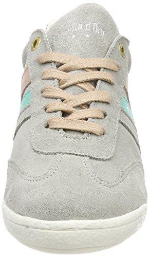 Donne Grau Vasto Pantofola Baskets Femme Gray d'Oro Violet Low BxPHHqYEw