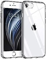 Syncwire Coque Compatible avec iPhone 8/7/SE 2020 -Transparente Housse de Protection en Silicone Rigide Anti Choc Étuis -...