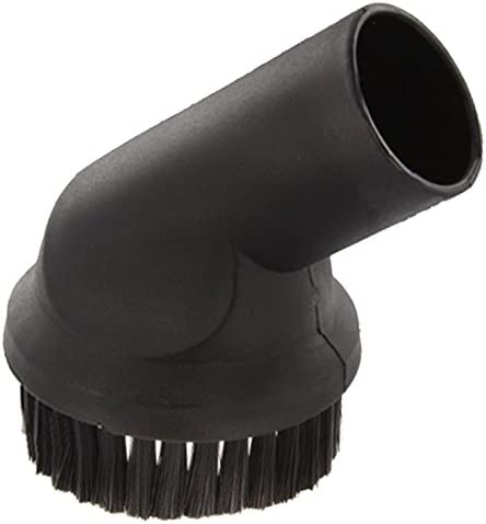 SPARES2GO Round Dusting Brush Tool for Bosch Vacuum Cleaners (35mm)
