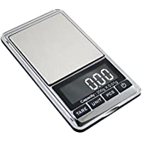American Weigh Chrome Digital Pocket Scale, 200g by 0.01gm