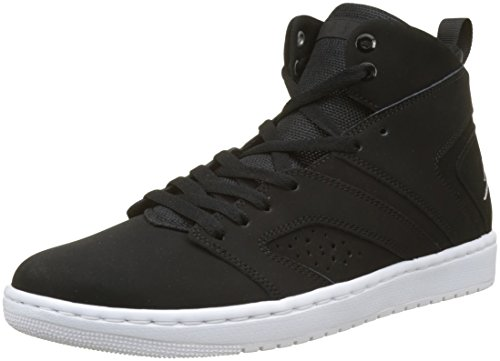 Sneaker Legend Nero Uomo Alto Jordan A white Flight black 010 Collo Nike qE84tHx